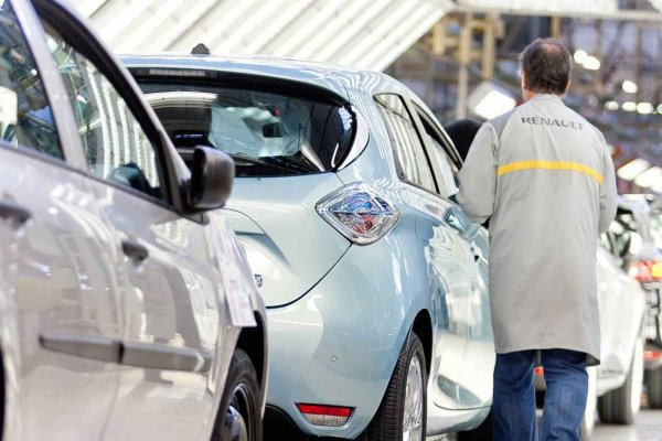 Oyak-Renault'da yönetim depremi