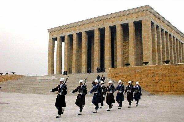30 Ağustos Zafer Bayramı'nda Anıtkabir'de bir ilk