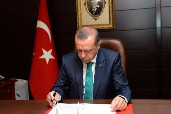 Erdoğan İsrail anlaşmasını imzaladı