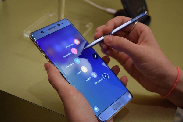 Samsung 1 milyon Note 7'yi geri çağırdı