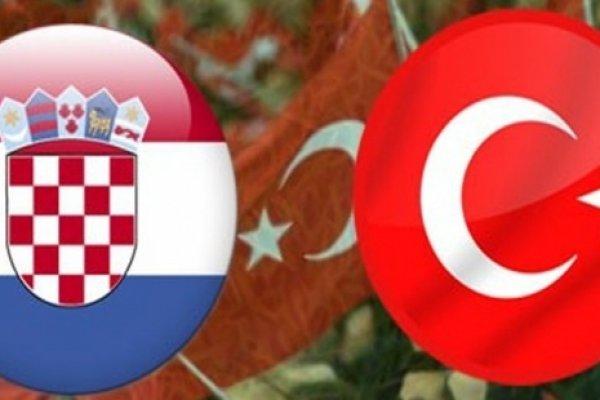A Milliler Hırvatistan deplasmanından puanla döndü