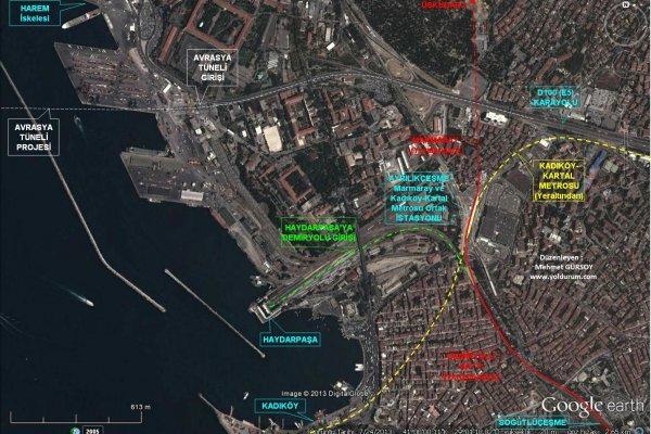 Avrasya Tüneli'nin açılış tarihi açıklandı