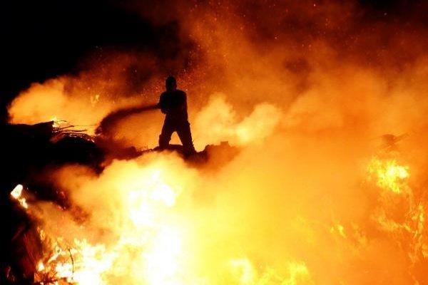 Marmaris'te dört günde üçüncü yangın