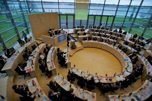 Birleşmiş Milletler'de acil toplantı