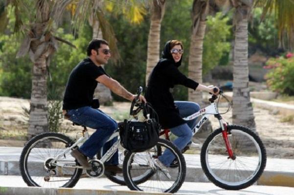 İranlı kadınların bisiklet öfkesi büyüyor