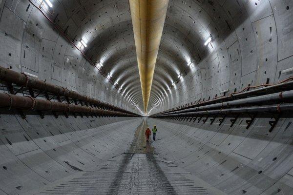 Avrasya Tüneli için tarih verildi