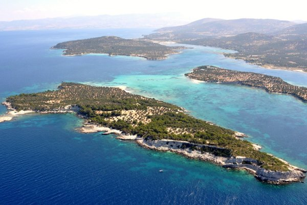 FETÖ'cü şirketin adası devlete geçti