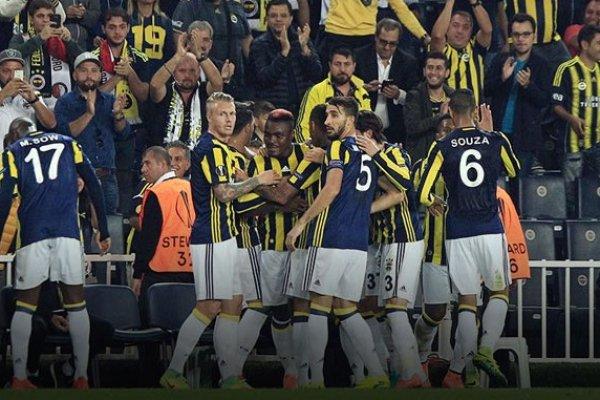 Feyenoord'u yenen Fenerbahçe liderliğe yükseldi