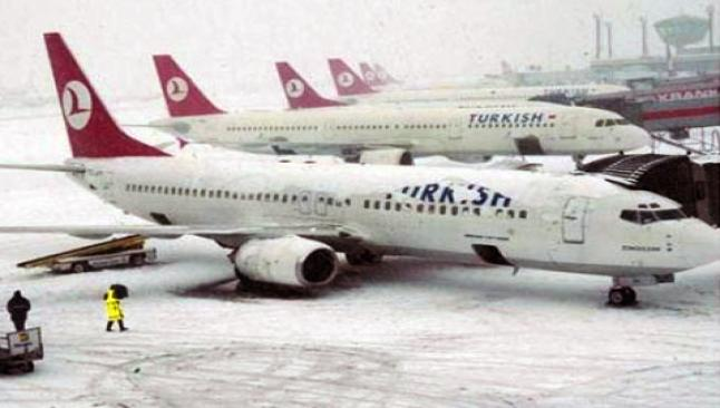 Uçak yerdeyken telefon artık serbest