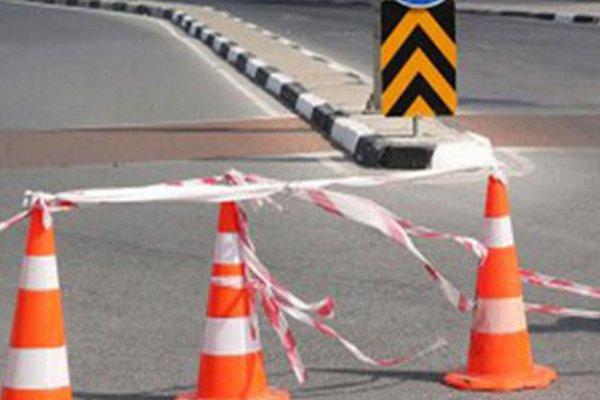 İstanbul'da bu yollar 4 gün kapalı