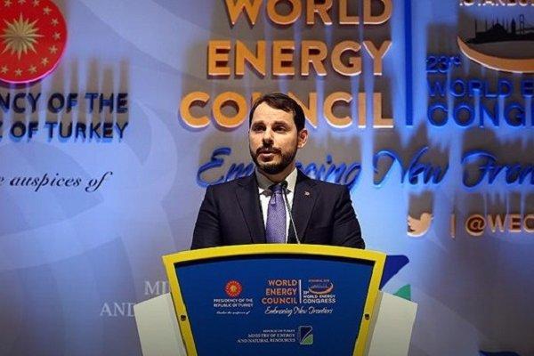 Albayrak: Türkiye enerji köprüsü oluyor