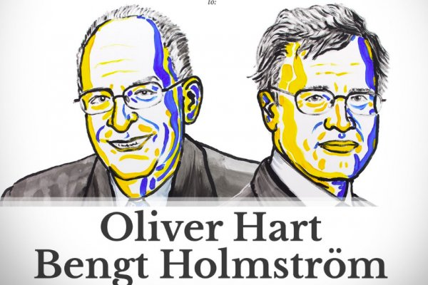 Nobel Ekonomi Ödülü Hart ve Holmstrom'e verildi