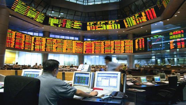 Asya borsaları haftaya kayıpla başladı