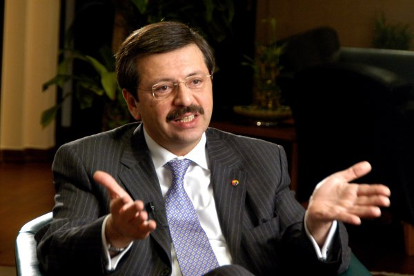 Hisarcıklıoğlu yeniden TOBB Başkanı seçildi