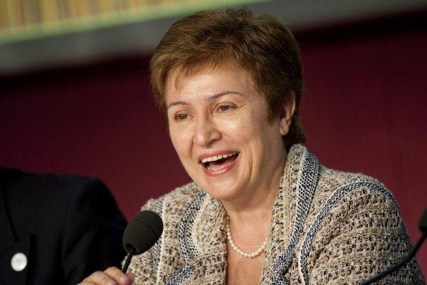 Georgieva: G20'den yeni bir SDR tahsisi için devam sinyali aldık