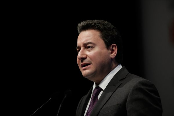 Ali Babacan istifa etti, yeni partinin işaretini verdi