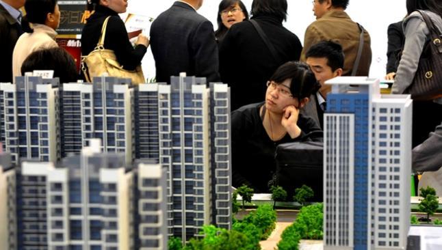 Çin'de amlak fiyatları yükseliyor