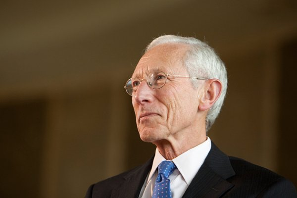 Stanley Fischer, BlackRock'a danışman oldu