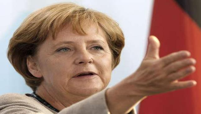 Merkel'den güçlü Avrupa için reform sinyali