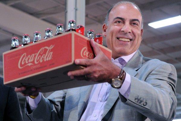 Coca-Cola'da Muhtar Kent görevinden ayrılıyor