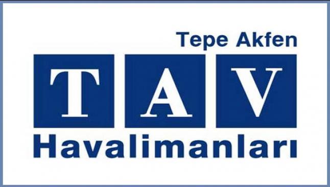 TAV'ın yolcu sayısı yüzde 17 arttı