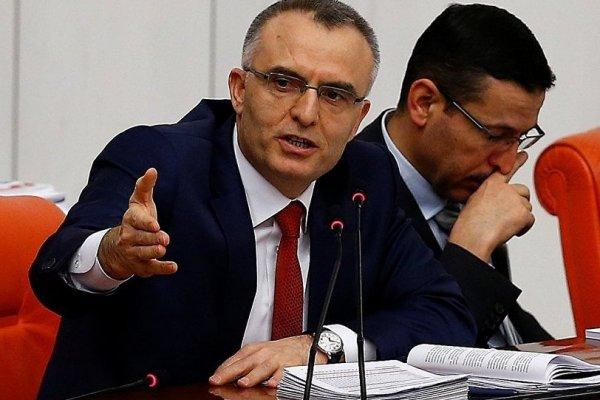 Bakan Ağbal'dan flaş KDV açıklaması