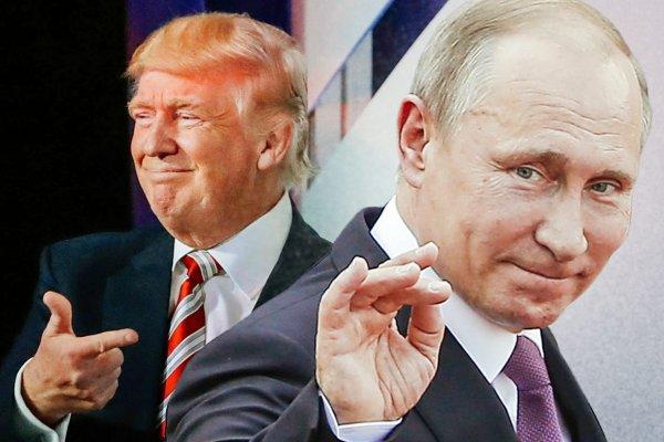 Putin Trump'a kefil oldu