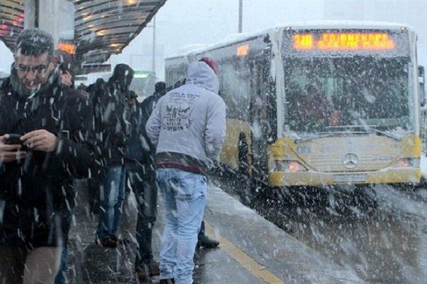 Kar yağışı İstanbul'da kaç gün sürecek