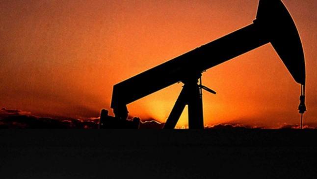 Teksas petrolünde sert düşüş