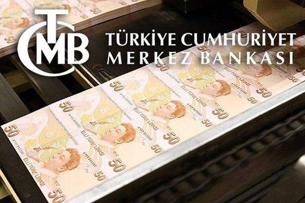 TCMB'nin brüt döviz rezervi azaldı