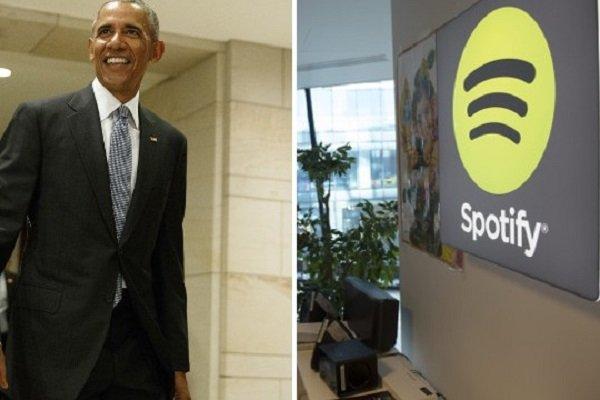 Obama'ya ilk iş teklifi müzik sektöründen