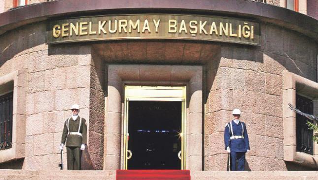 Genelkurmay ile Erdoğan ters düştü