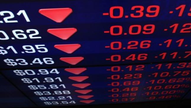 Dow ve S&P'de kar satışları