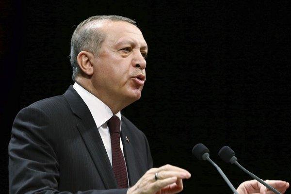 Erdoğan, Tank-Palet Fabrikası sorusunu beğenmedi medyayı eleştirdi