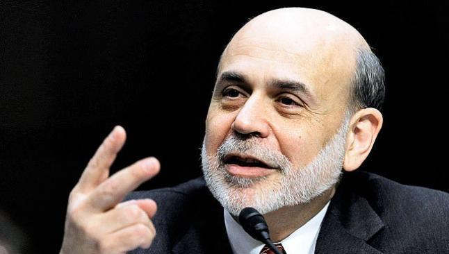 Bernanke: Büyük bunalımdan ders aldık