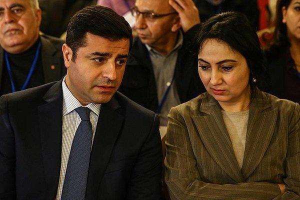 Anayasa Mahkemesi Demirtaş'ın tahliye talebini reddetti