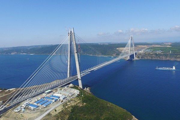 Yavuz Sultan Selim köprüsüne Çinliler talip