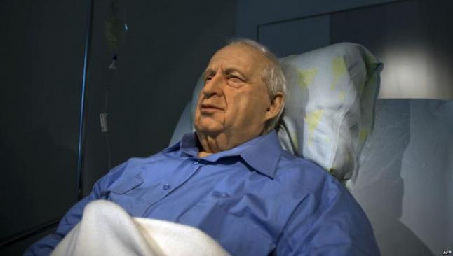 Ariel Şaron hayatını kaybetti