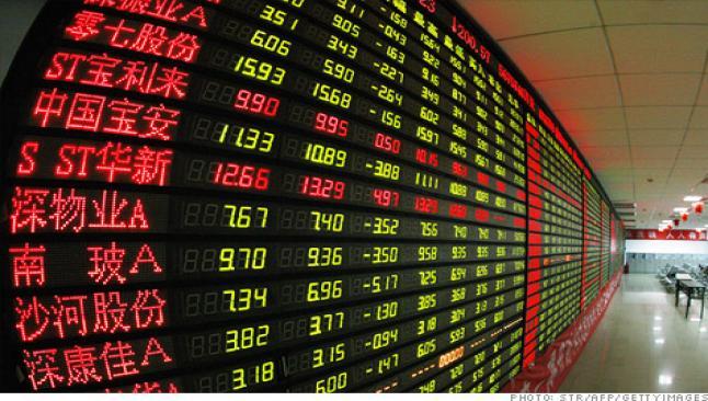 Çin yine ayrıştı, ama bugün negatif