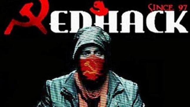 RedHack de kayıtsız kalamadı, Merkez'i hackledi