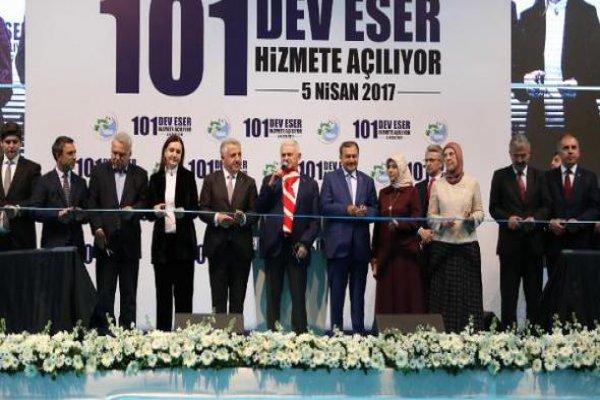 İzmir'e 195.5 milyon TL'lik yatırım
