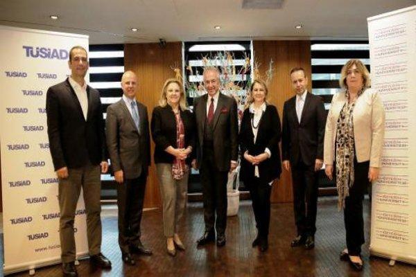 TÜSİAD Sürdürülebilir Kalkınma Forumu kuruldu