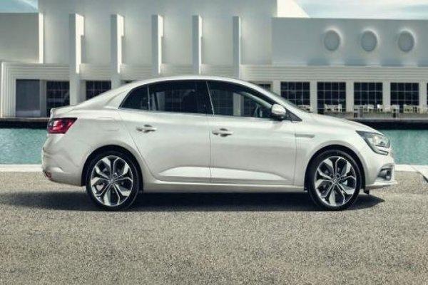 Renault Megane Sedan Türkiye'de yılın otomobili seçildi