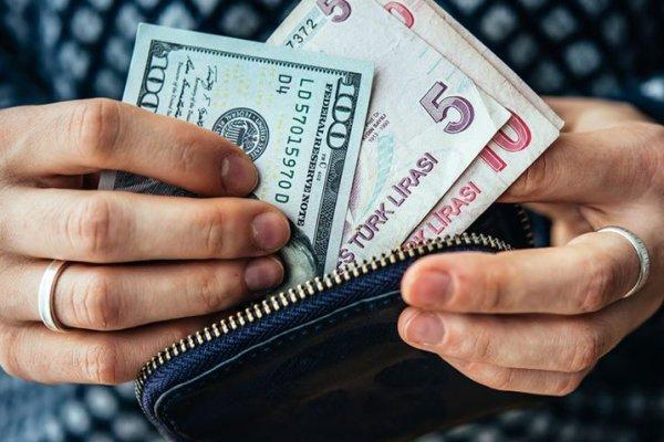 Kısa vadeli dış borç stoku şubatta 101 milyar dolara yükseldi