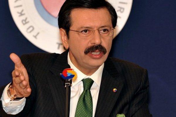 TOBB Başkanı'ndan AKP'nin teklifine tepki