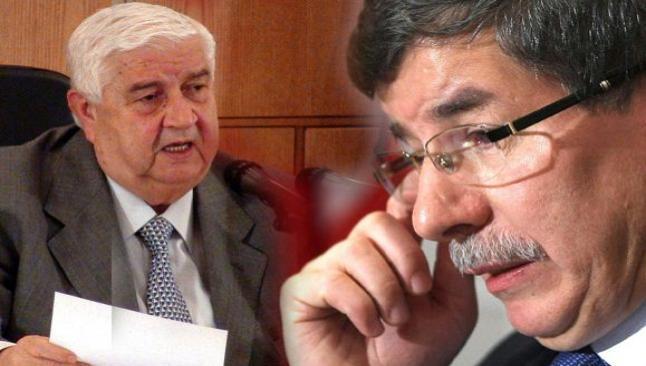 Türk ve Suriyeli bakan arasında söz düellosu