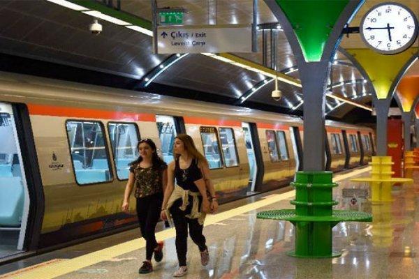 İstanbul'a 5 yeni metro hattı daha geliyor