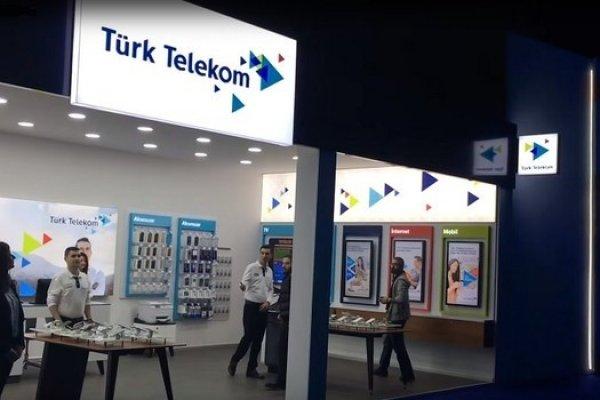 Türk Telekom'un ilk çeyrek net kârı azaldı