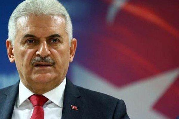 Atatürk'e hakarete Başbakan Yıldırım'dan tepki