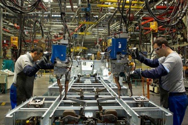 İngiltere'de sanayi üretimi daraldı